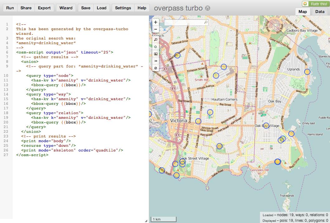 Web Maps&OSM